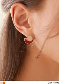 PRION COLOR MIX MINIMAL EARRING