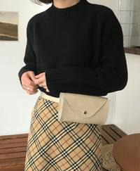 벨트 bag (3color)