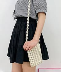 Pearl Mini Cross Bag