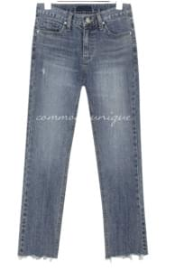 TANO STRAIGHT DENIM PANTS