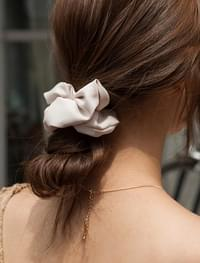 trendy shirring hairband