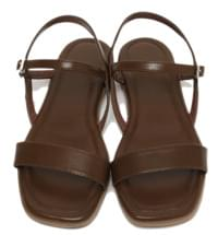 Summer basic strap sandal_M サンダル