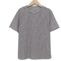 Daily casual stripe T_Y (size : free)