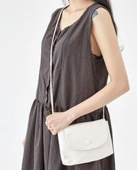 clean mini shoulder bag