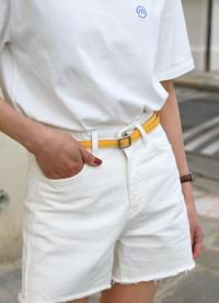 Color point belt