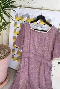 Square Lace Dress # Extra Discount # Clickthrough # 1