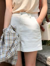 cozy cotton shorts