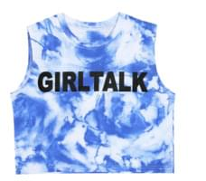 GIRLTALK sleeveless (2 color) - woman