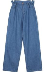 margaret banding wide pants