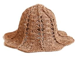 MONIBELL WAVE PAPER BUCKET HAT