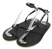 cross buckle sandal (230-250)