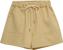 Joy color cotton shorts_S