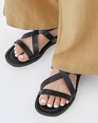 like basic sandal