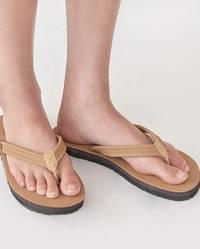 met light flip flop