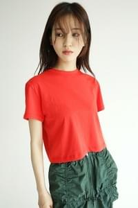 dry cotton crop half tee