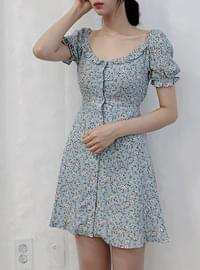 Weedie Flower Dress