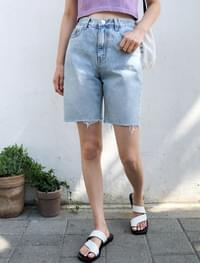 tomboy 4-length shorts