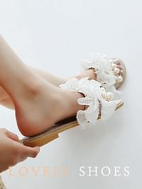Frances slippers 2cm