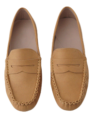 soft square loafer (5colors)