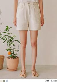 TEMY BANDING HIGH SHORTS - 2 TYPE