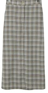 H-line slit long skirt_A
