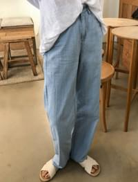 High West Wide Maxi Jeans