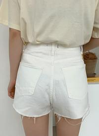 Levi Cotton Short Pants