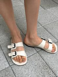 sensual soft strap slipper