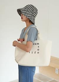 Big Size Canvas Bag
