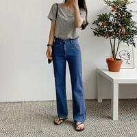 Olive Rouge Wide Pants