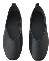 basic simple flat shoes (2colors)