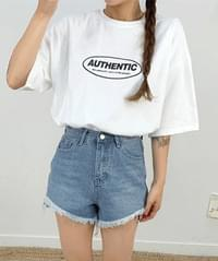 Authentic Voice short sleeve T