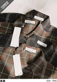 RUDIS CHECK COLOR MIX SHIRTS