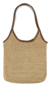 cozy rattan shoulder bag