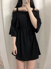 Panny Off Shoulder Dress
