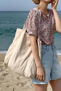 Natural Linen Eco Bag-Jinbei