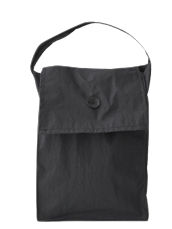 rectangle cotton grip bag