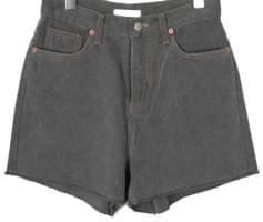 damaged washing short pants