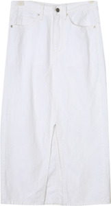 a summer pure skirt