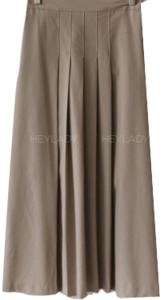 Choux pleated skirt 裙子