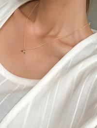 simple mood minimal necklace