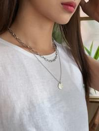 2-way chain necklace