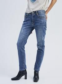 all brush slim jeans - men