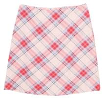 SHOPPIE CHECK MINI SKIRT