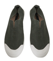 suede flat sneakers (6colors)