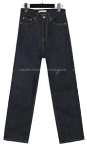 OBIS STRAIGHT DENIM PANTS - 2 TYPE