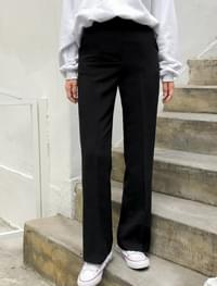 Daily Date Fit Simple Slacks