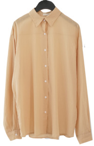 bright cotton shirt (3colors)