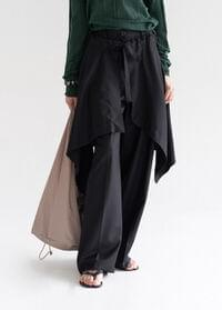 Unfooted Fake Skirt