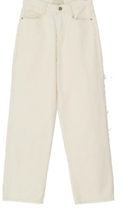 Soft wide cotton pants パンツ